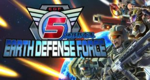 Download Earth Defense Force 5-CODEX Free For PC