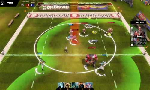 Download Blood Bowl Death Zone SKIDROW Free For PC