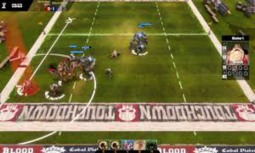 Download Blood Bowl Death Zone SKIDROW PC Game Full Version Free