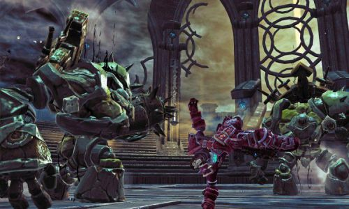 Download Second Second DARKSiDERS Highly Compressed