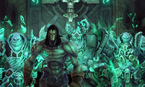 Second Second DARKSiDERS Game Setup Download