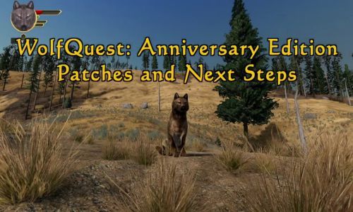 Download WolfQuest Anniversary Edition Early PC Game Full Version Free