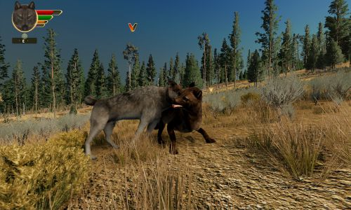 Download WolfQuest Anniversary Edition Early Highly Compressed