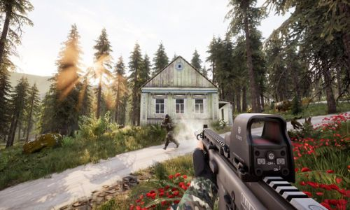 Beyond Enemy Lines 2 HOODLUM Game Setup Download