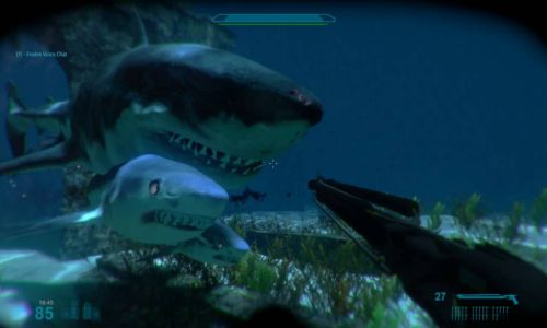 Shark Attack Deathmatch 2 SKIDROW Game Setup Download