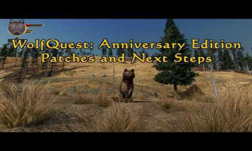 WolfQuest Anniversary Edition Early Game Setup Download