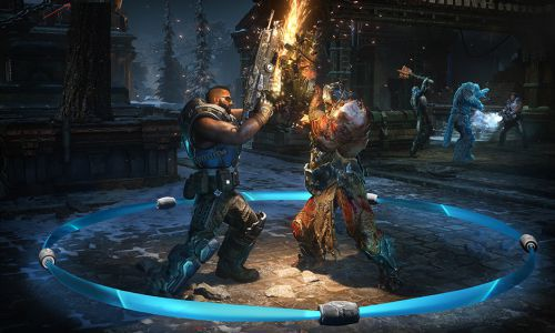 Download Gears 5 Highly Compressed