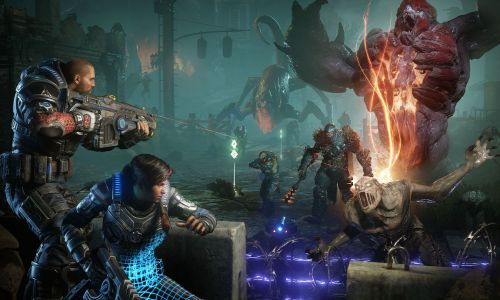 Download Gears 5 PC Game Full Version Free