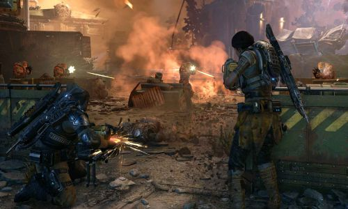 Download Gears Of War 4 Codex Highly Compressed