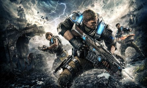 Download Gears Of War 4 Codex PC Game Full Version Free