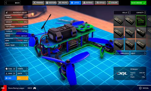 Download The Drone Racing League Simulator PC Game Full Version Free