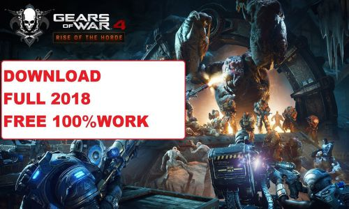 Gears Of War 4 Codex Game Setup Download