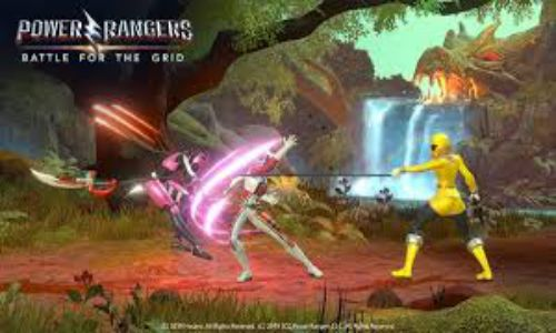 Power Rangers Battle for the Grid HOODLUM Game Download For PC