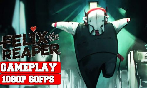 Felix The Reaper HOODLUM Game Setup Download
