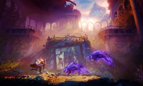 Download Trine 4 The Nightmare Prince HOODLUM Highly Compressed