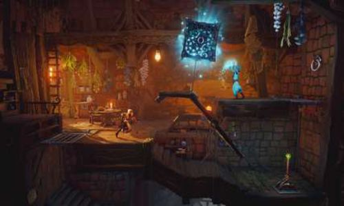 Trine 4 The Nightmare Prince HOODLUM Game Download For PC