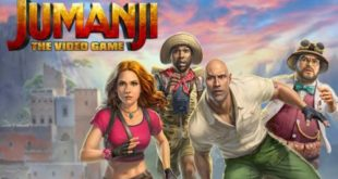 JUMANJI The Video Game CODEX