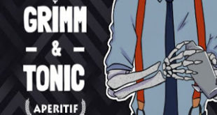 Grimm and Tonic Aperitif