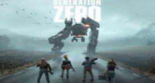 Download Generation Zero Anniversary CODEX Highly Compressed