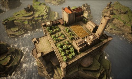 Download Castle Creator PLAZA Highly Compressed