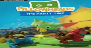Pillowheads Its Party Time PLAZA