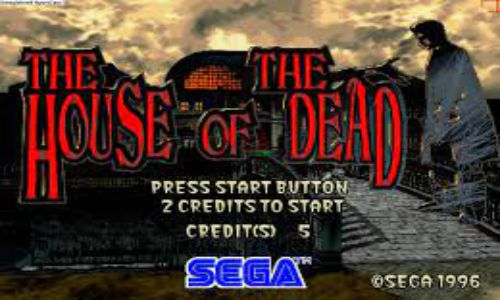 The House of the Dead 1 Game Download Free For PC Full Version