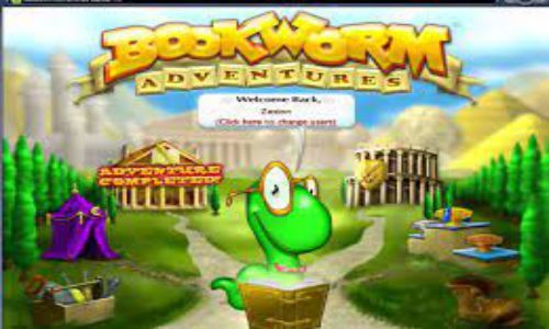 Bookworm Deluxe Game Download Free For PC Full Version