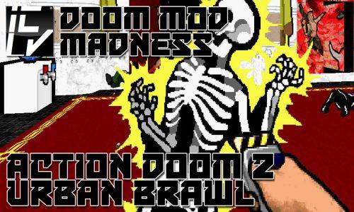 Action Doom 2 Urban Brawl Game Download Free For PC Full Version