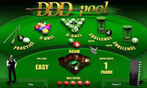 DDD Pool Game Download Free For PC Full Version