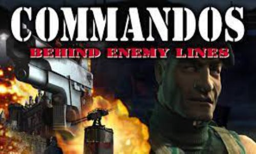 Commandos Behind Enemy Lines Game Download Free For PC