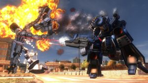 Earth Defense Force 4.1 Free Download Repack-Games