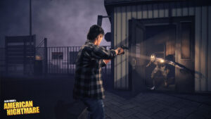 Alan Wake's American Nightmare Free Download Repack-Games