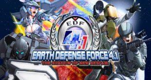 Earth Defense Force 4.1 Repack-Games