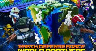 Earth Defense Force World Brothers Free Repack-Games.com