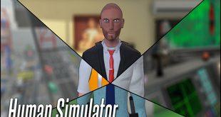 Human Simulator Repack-Games