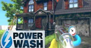 PowerWash Simulator Repack-Games