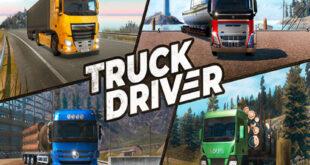 Truck Driver Repack-Games