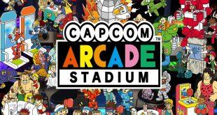 Capcom Arcade Stadium Repack-Games