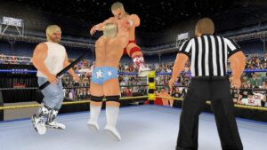 Wrestling Empire Free Download Repack-Games