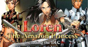 Loren The Amazon Princess Repack-Games