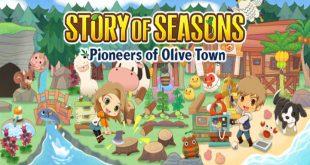 STORY OF SEASONS: Pioneers of Olive Town Repack-Games